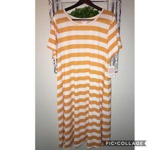 NWTS LuLaRoe Jessie Dress w/pockets 3XL